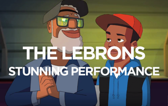 THE LEBRONS : PERFORMANCE
