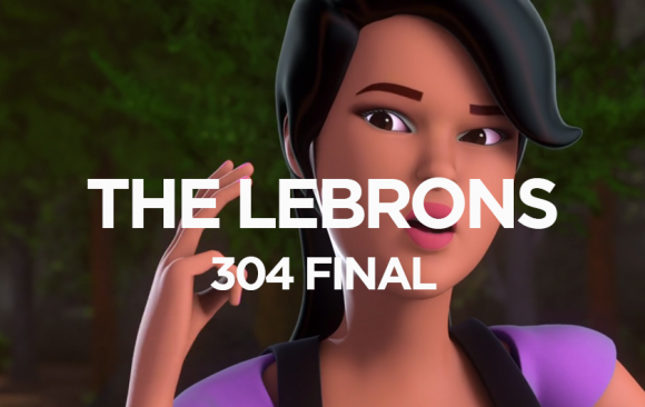 THE LEBRONS 304 FINAL