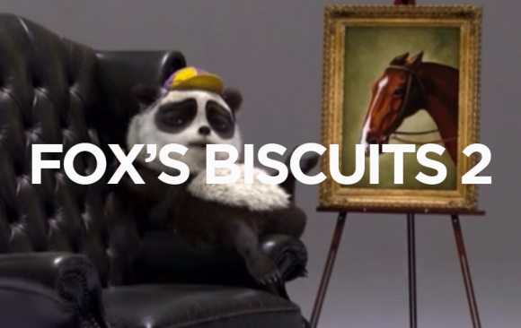 FOX'S BISCUITS 2