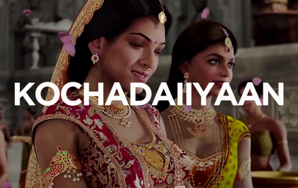 Kochadaiiyaan : The Legend