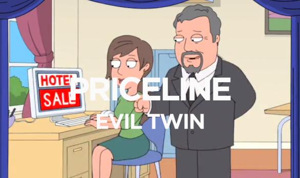 PRICELINE : EVIL TWIN