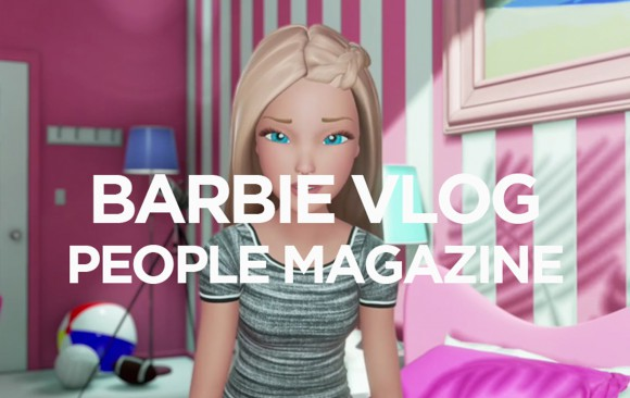 BARBIE VLOG PEOPLE MAGAZINE PROMO